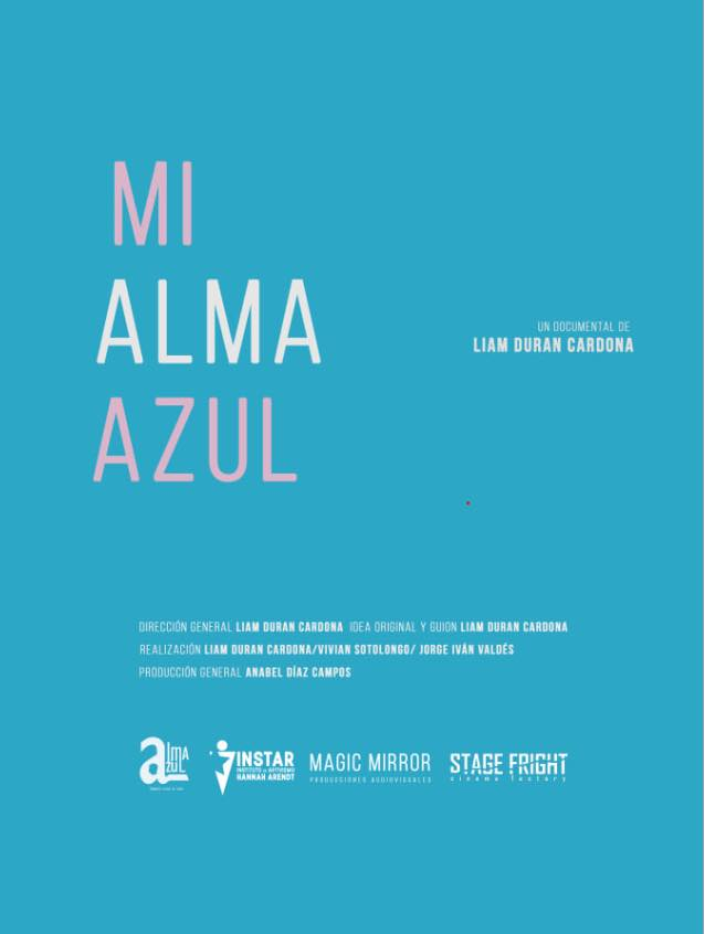 'Mi alma azul', cuatro historias de hombres trans en Cuba