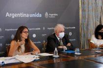 IVE: El Gobierno promulgará la ley con un acto desde el Museo del Bicentenario