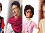 Mattel lanza muñecas Barbie inspiradas en mujeres destacadas de la historia