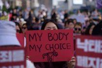 A partir del 2021, el aborto en Corea del Sur es legal