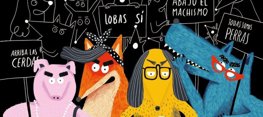 Por qué las perras, las cerdas y las zorras no son protagonistas de ningún cuento infantil (salvo este)