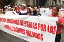 Perú: presentan cargos contra el expresidente Fujimori por esterilizaciones forzadas