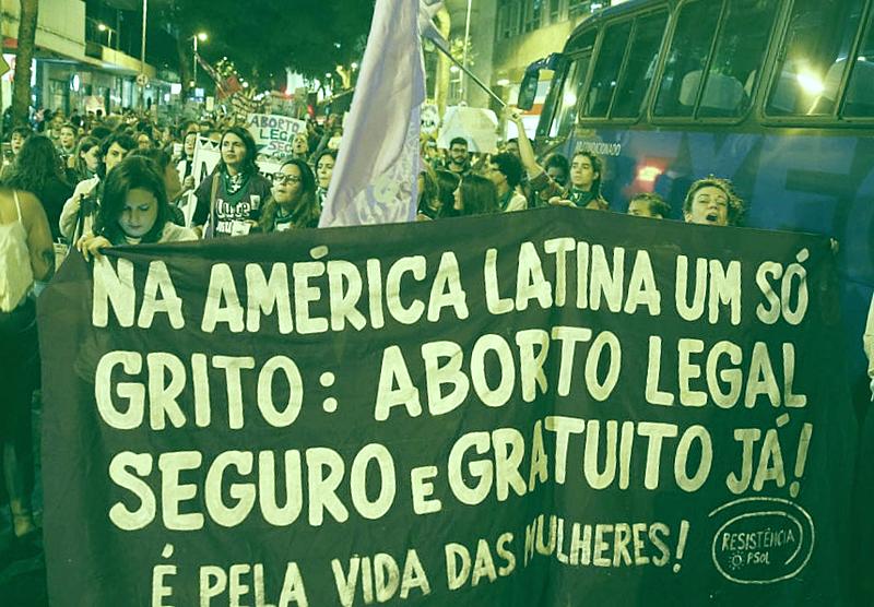 Las mujeres de Brasil ingresan a nuestro país en busca de efectuar abortos legales