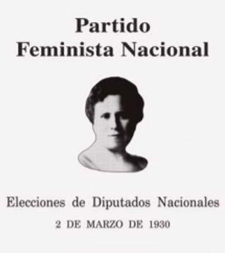 """Julieta Lanteri, sufragista de urnas tomar: """"Los derechos no se mendigan, se conquistan"""""""