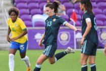 Sophie Braun: los sueños de fútbol de la estadounidense que aprende a hablar en español mientras juega en la selección argentina
