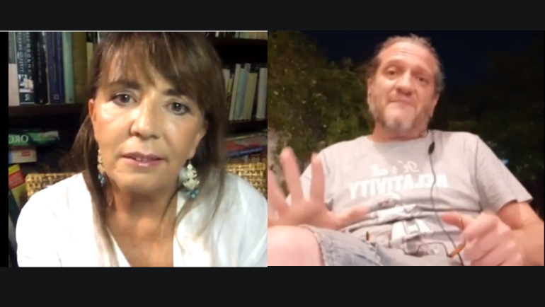 """Darío Sztajnszrajber: """"La Revolución de las Viejas implica una transformación radical de la vida"""""""