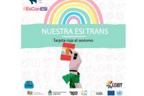 Nuestra ESI Trans: herramientas creadas por jóvenes para respetar las identidades trans y diversas en el colegio y terminar con el sexismo en el deporte
