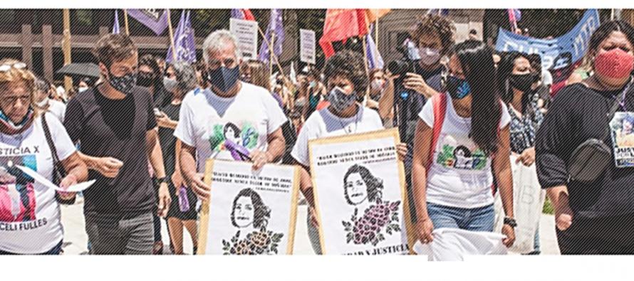 Familias rotas por femicidios unidas para exigir prevención, ayuda y justicia