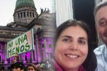 """Feministas critican duramente el proyecto de ley """"Alejo"""" que apoyan Lena y Hein"""
