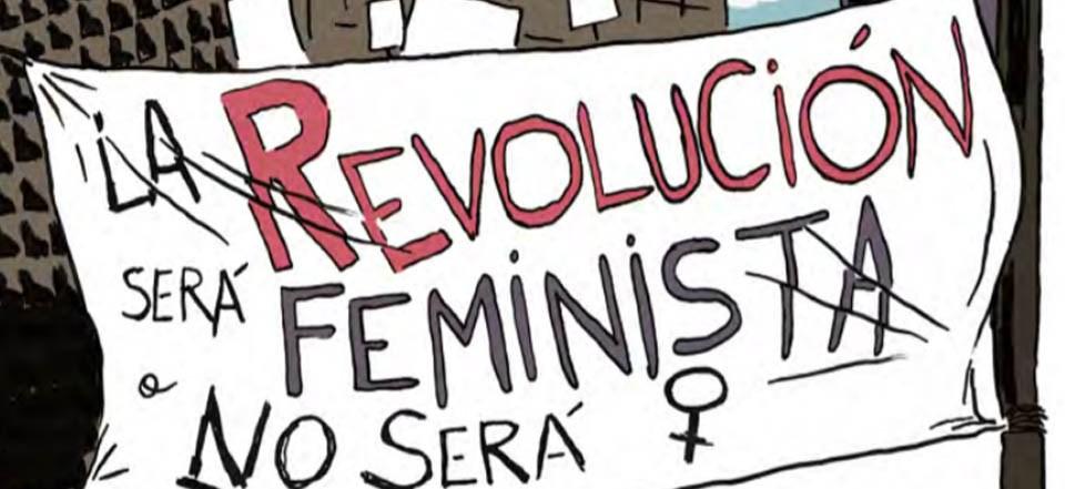 El territorio de la historieta feminista