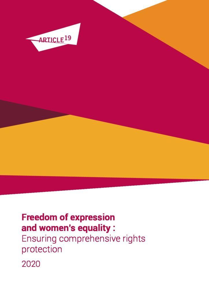 Abuso y acoso en línea contra mujeres periodistas