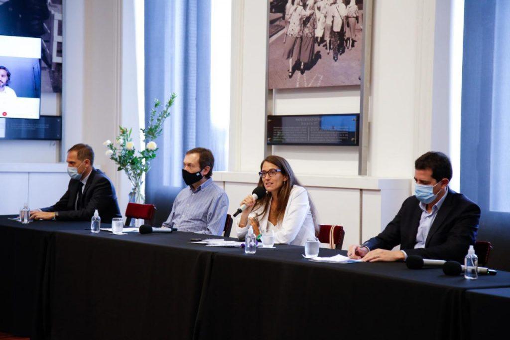 Construirán Centros Territoriales Integrales de Políticas de Género y Diversidad
