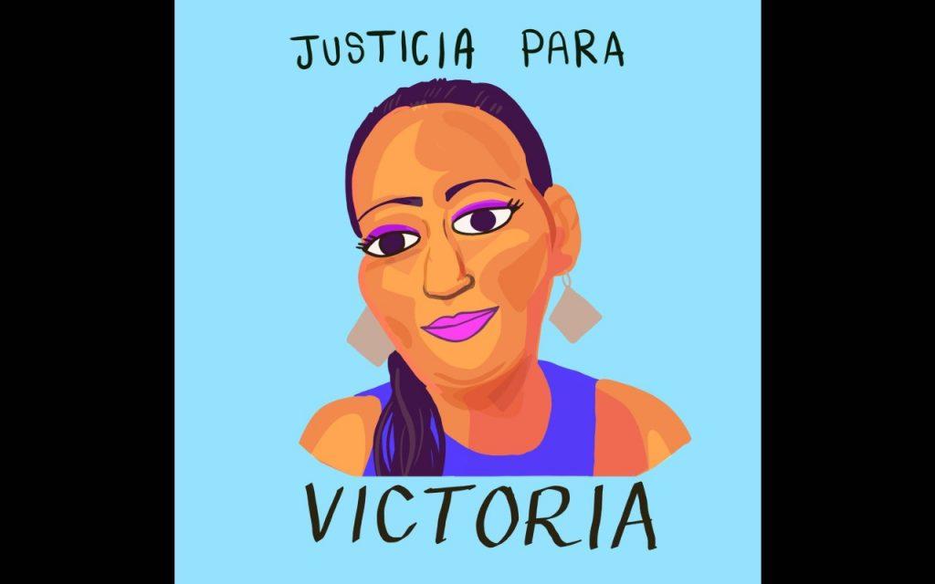 Victoria Salazar huyó de la pobreza en El Salvador para morir víctima de la violencia policial