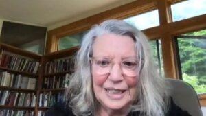 """Nancy Fraser: """"Estamos luchando contra el patriarcado pero también contra esos feminismos que nos llevan por el camino equivocado"""""""