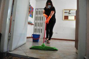 Día Internacional del Trabajo Doméstico no remunerado