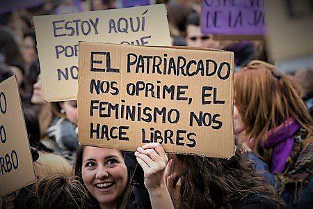 Inhalo patriarcado, exhalo feminismo
