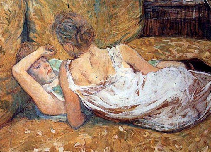 El amante no era él, sino ella: la poesía lésbica medieval que fue censurada y convertida en un amor heterosexual