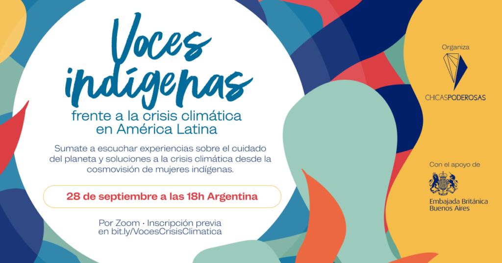 Voces indígenas frente a la crisis climática en América Latina