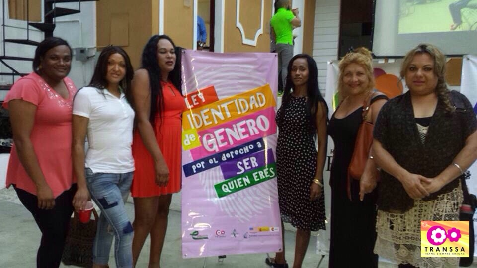 Ser transexual en Dominicana y en pandemia