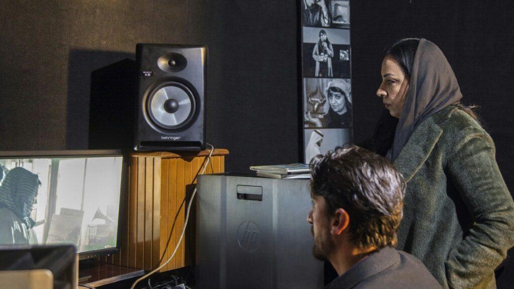 """Roya Sadat en """"La Historia olvidada"""" reflejará los cambios sociales experimentados por la mujer en Afganistán"""